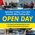 Club Open Day 2018: Saturday 12th May