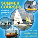 RYA Youth Summer Sailing Courses