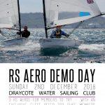 RS Aero Demo Day