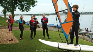 Windsurfing Simulator