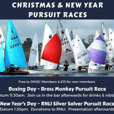 Boxing Day Pursuit Race