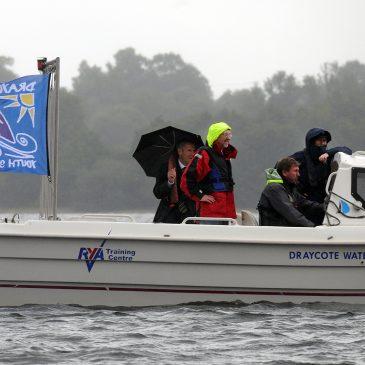 HRH The Princess Royal Helps Draycote Water Sailing Club's Celebrate 50th Anniversary