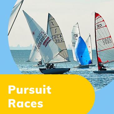 Pursuit Race Catch Up