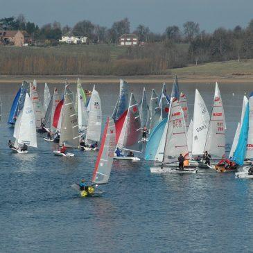 Spring Pursuit Races