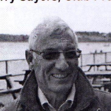 Harry Sayer's Awarded