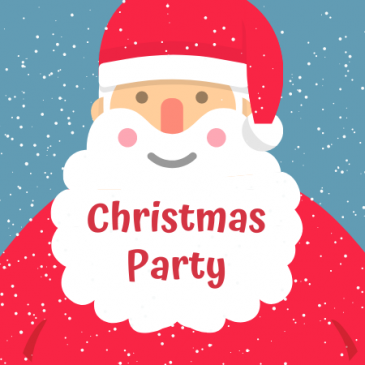 Christmas Party – This Sunday!