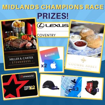 Midlands Race Prizes & NOR