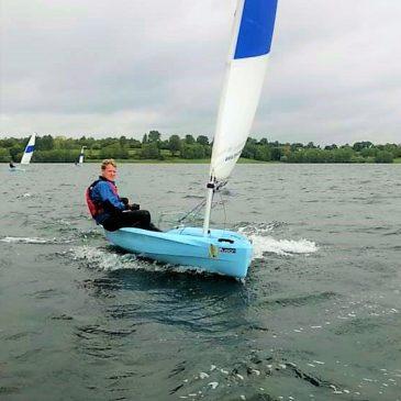 Sunday Sailing Improver Group